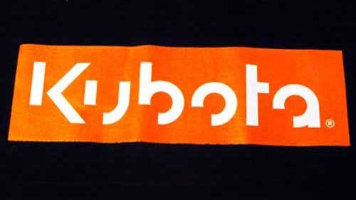 Kubota Screenprint